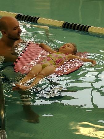 Sophia's Swim Lessons