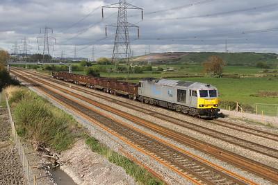 60066 Duffryn 12/04/17 6B04 Llanwern to Margam