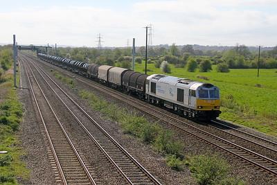 60066 Marshfield 12/04/17 6H27 Margam to Llanwern