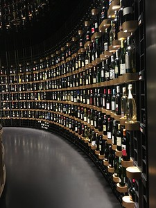 Wine Room, Cité du Vin, Kimberly Collins