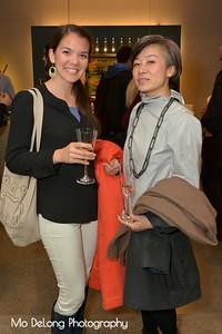 Amy Rubinger and Natsumi Iimura
