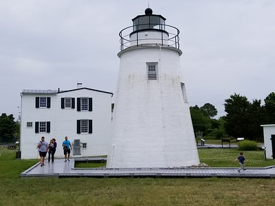 Piney Point Lighthouse.