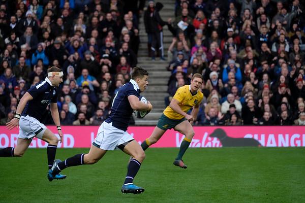 Scotland vs Australia - Autumn Test