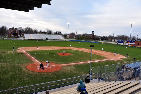 Baseball April 4th