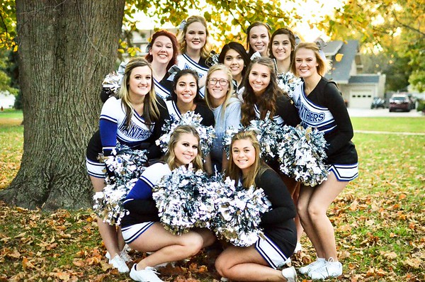 YC Cheer and Pom Squad