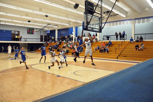 M Basketball Nov 8th