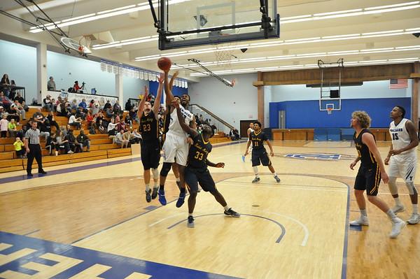 M Basketball Dec 10th