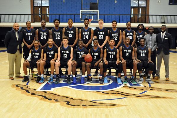 Men's Basketball 2016-17