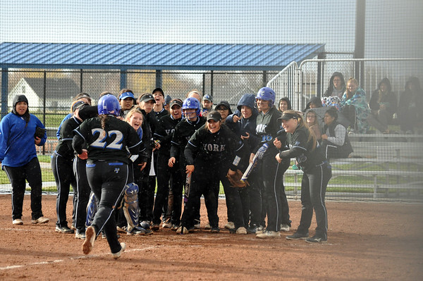 Softball April 5th
