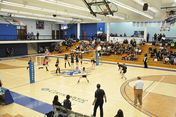 Volleyball Oct 21st