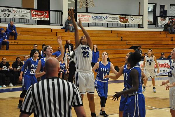 W Basketball Nov 8th