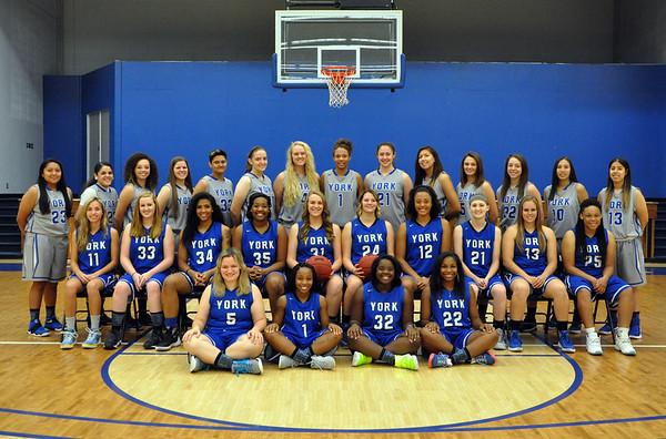 Women's Basketball 2016-17