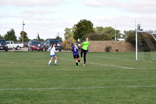 W Soccer Oct 12th