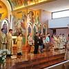 Feast of St. George Liturgy