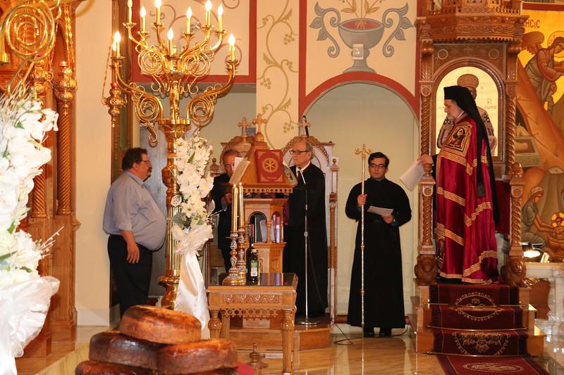 Feast of St. George Vespers