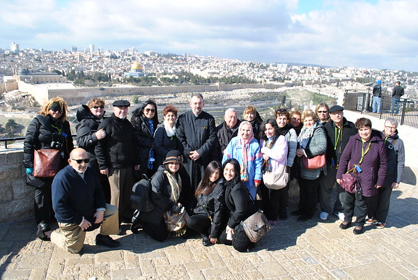 St. Mary Pilgrimage to Jerusalem 2017