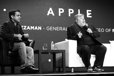 #StartupWorldCup  @SteveWoz @SWC2017 Presented by @Photo
