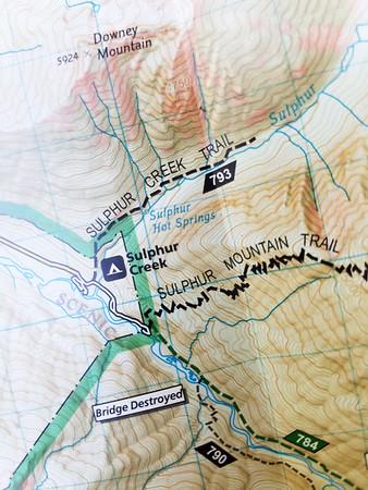 Sulphur Creek Camping Trip