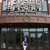 The Hershey Story, The Museum on Chocolate Avenue is devoted to the history and legacy of Milton S. Hershey and the chocolate candy confections he invented. It is located at 63 West Chocolate Avenue in downtown Hershey, Pennsylvania, and opened in January 2009.