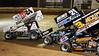 Final Showdown - Susquehanna Speedway - 24 Lucas Wolfe, 21 Brian Montieth, 3z Brock Zearfoss