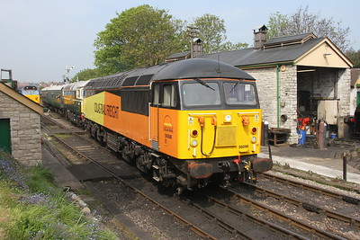 56096 Swanage 06/05/17 1N01 from Norden with 33012