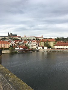 View of Prague - Grace Penn