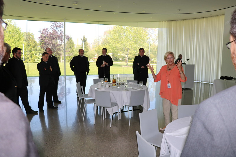 Clergy Syndesmos Meeting at the Toledo Museum of Art