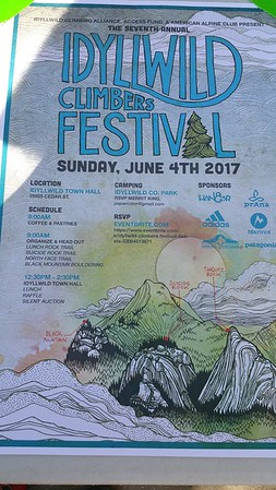 Tahquitz Trail Day - June 4 2017