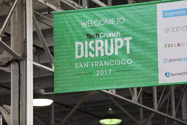 TechCrunch Disrupt 17 @techcrunch #TCDisrupt