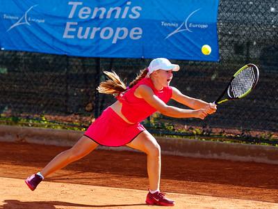 01.07b Maria Bondarenko - Tennis Europe Junior Masters 2017
