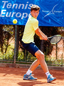 01.04c Luca Nardi - Tennis Europe Junior Masters 2017