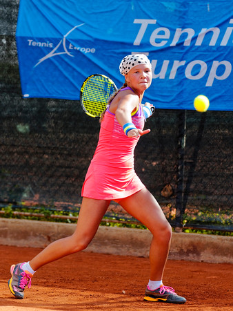 01.06a Diana Shnaider - Tennis Europe Junior Masters 2017