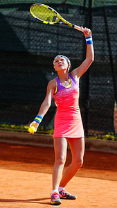 01.06b Diana Shnaider - Tennis Europe Junior Masters 2017