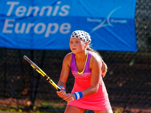 01.06 Diana Shnaider - Tennis Europe Junior Masters 2017