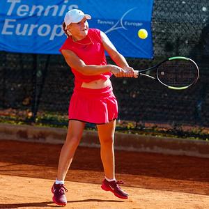 01.07a Maria Bondarenko - Tennis Europe Junior Masters 2017