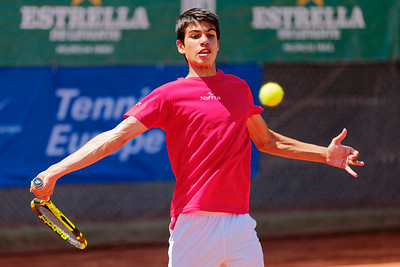 01.01 Carlos Alcaraz Garfia - Spain - Tennis Europe Summer Cups final boys 14 years and under 2017