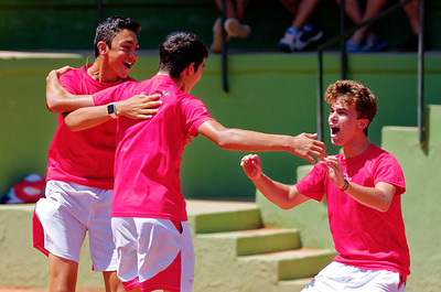 01.01d Yeah we did it - Spain - Tennis Europe Summer Cups final boys 14 years and under 2017