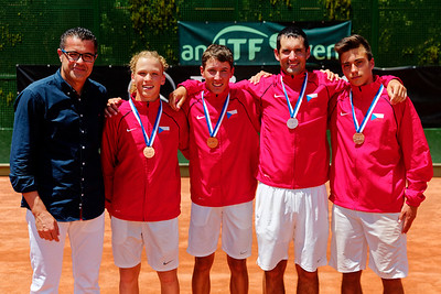01.06 3rd place - Czech Republic - Tennis Europe Summer Cups final boys 14 years and under 2017