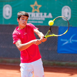 01.01a Carlos Alcaraz Garfia - Spain - Tennis Europe Summer Cups final boys 14 years and under 2017