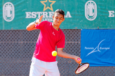 01.01i Daniel Rincon - Spain - Tennis Europe Summer Cups final boys 14 years and under 2017
