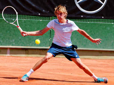 01.03e Mikhail Gorokhov - Russia - Tennis Europe Summer Cups final boys 14 years and under 2017