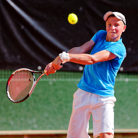 01.03 Aristarkh Safonov - Russia - Tennis Europe Summer Cups final boys 14 years and under 2017