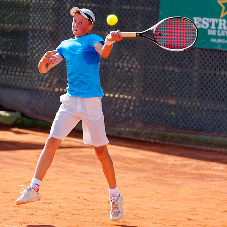01.03a Aristarkh Safonov - Russia - Tennis Europe Summer Cups final boys 14 years and under 2017