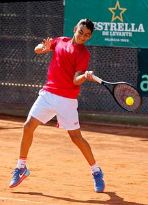 01.01h Daniel Rincon - Spain - Tennis Europe Summer Cups final boys 14 years and under 2017