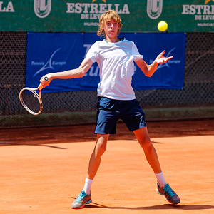 01.03c Mikhail Gorokhov - Russia - Tennis Europe Summer Cups final boys 14 years and under 2017