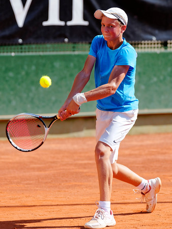 01.03b Aristarkh Safonov - Russia - Tennis Europe Summer Cups final boys 14 years and under 2017