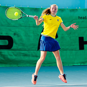 01.02 Lyubov Kostenko - Ukraine - Tennis Europe Winter Cups by HEAD final girls 14 years and under 2017
