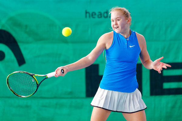 01.04 Maria Bondarenko - Russia - Tennis Europe Winter Cups by HEAD final girls 14 years and under 2017