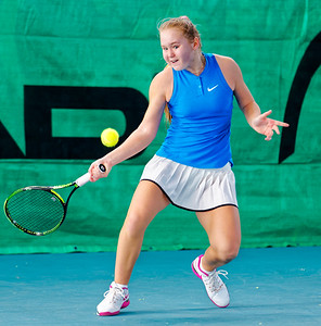 01.04a Maria Bondarenko - Russia - Tennis Europe Winter Cups by HEAD final girls 14 years and under 2017