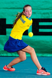 01.02b Lyubov Kostenko - Ukraine - Tennis Europe Winter Cups by HEAD final girls 14 years and under 2017